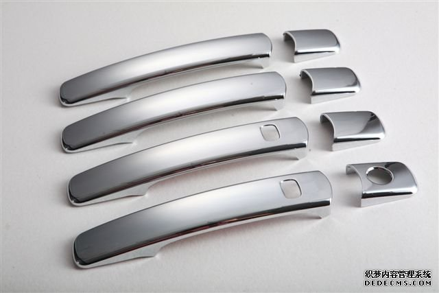 Plastic ABS nissan chrome door handle cover