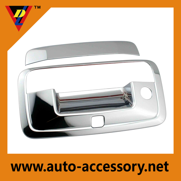 2015-2016 chevy tahoe accessories chrome tailgate cover