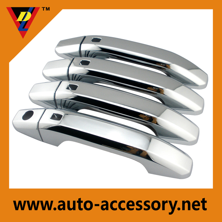exterior car door handle parts for 2015 chevy tahoe with smart keyhole