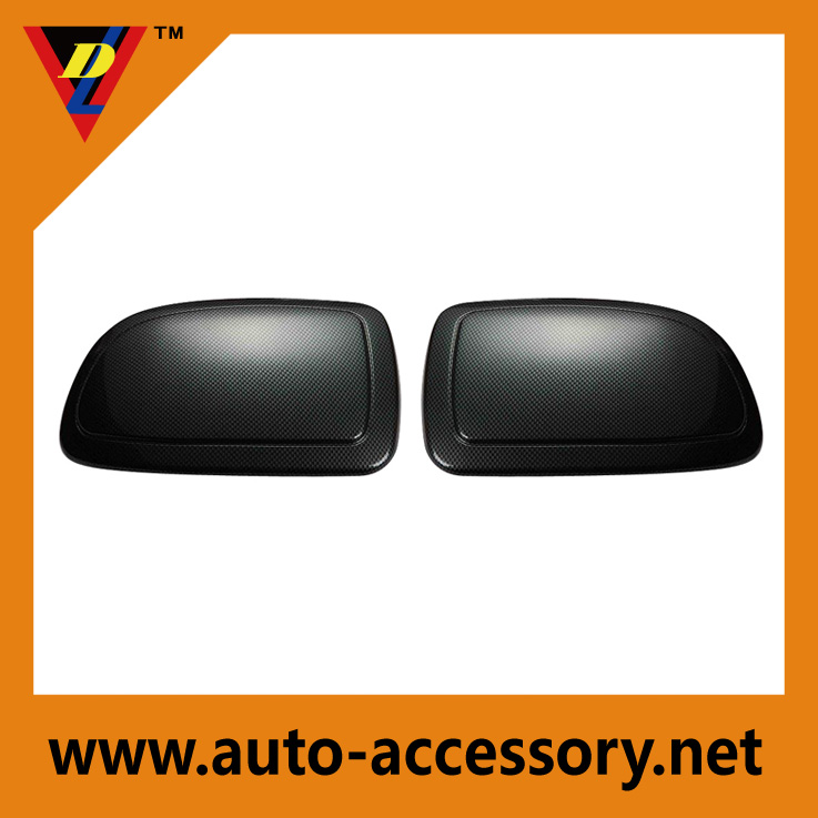 Carbon fiber mirror cover for car