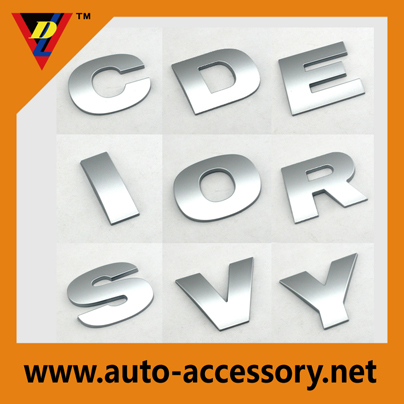buy auto parts car bonnet emblems stickers for Discovery