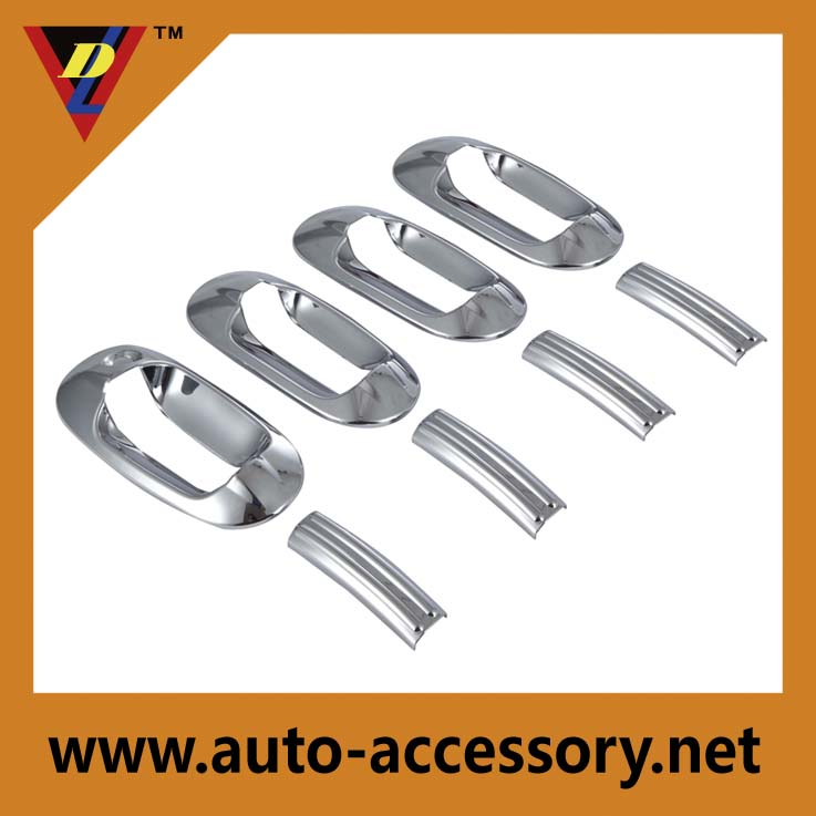 chrome car door covers for 2003-2013 ford expedition accessories