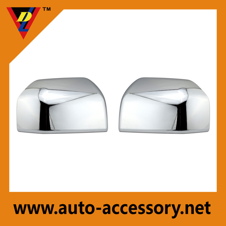 Chrome mirror cover for Ford f150 2015