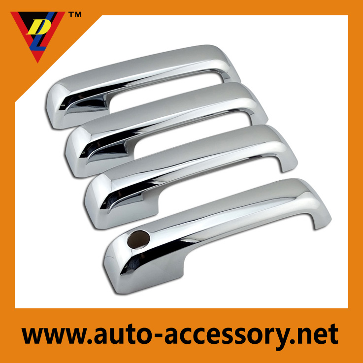 Chrome door handle cover 2015 F150 pickup truck accessories