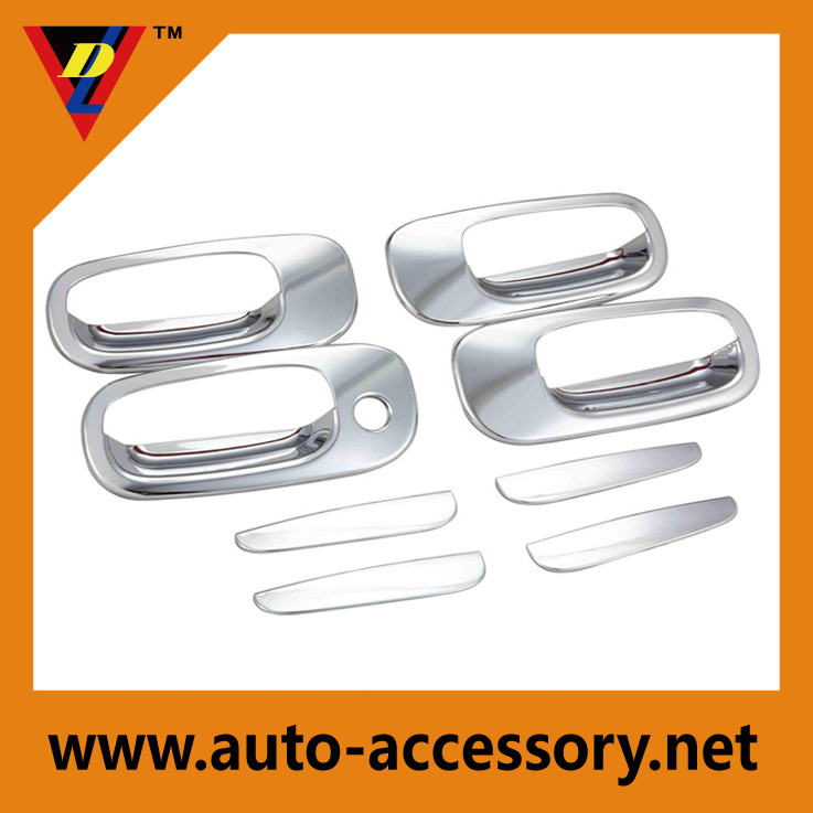 Chrome door handle cover 2005 2006 2007 2008 dodge charger parts