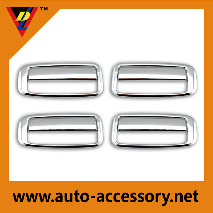Door chrome trim for toyota tazz