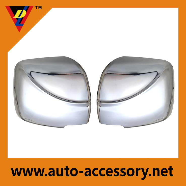 Chrome mirror cover toyota hiac