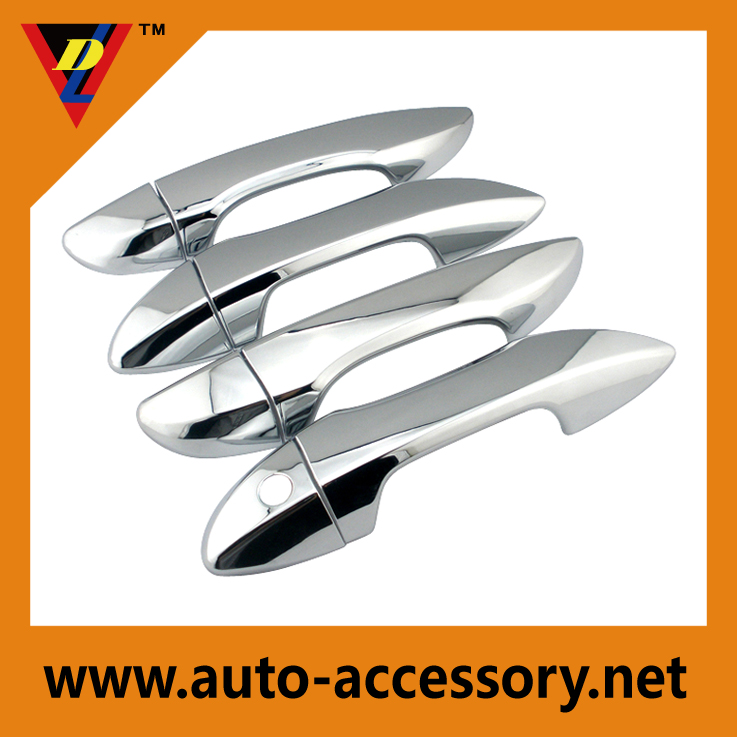Chrome door handle cover for 20