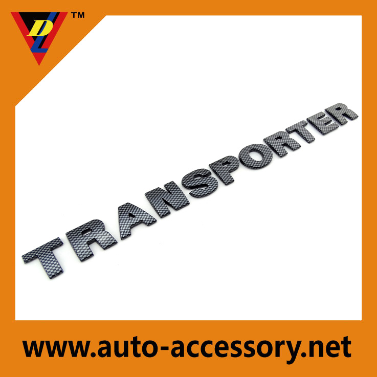 chrome platic Transporter logo