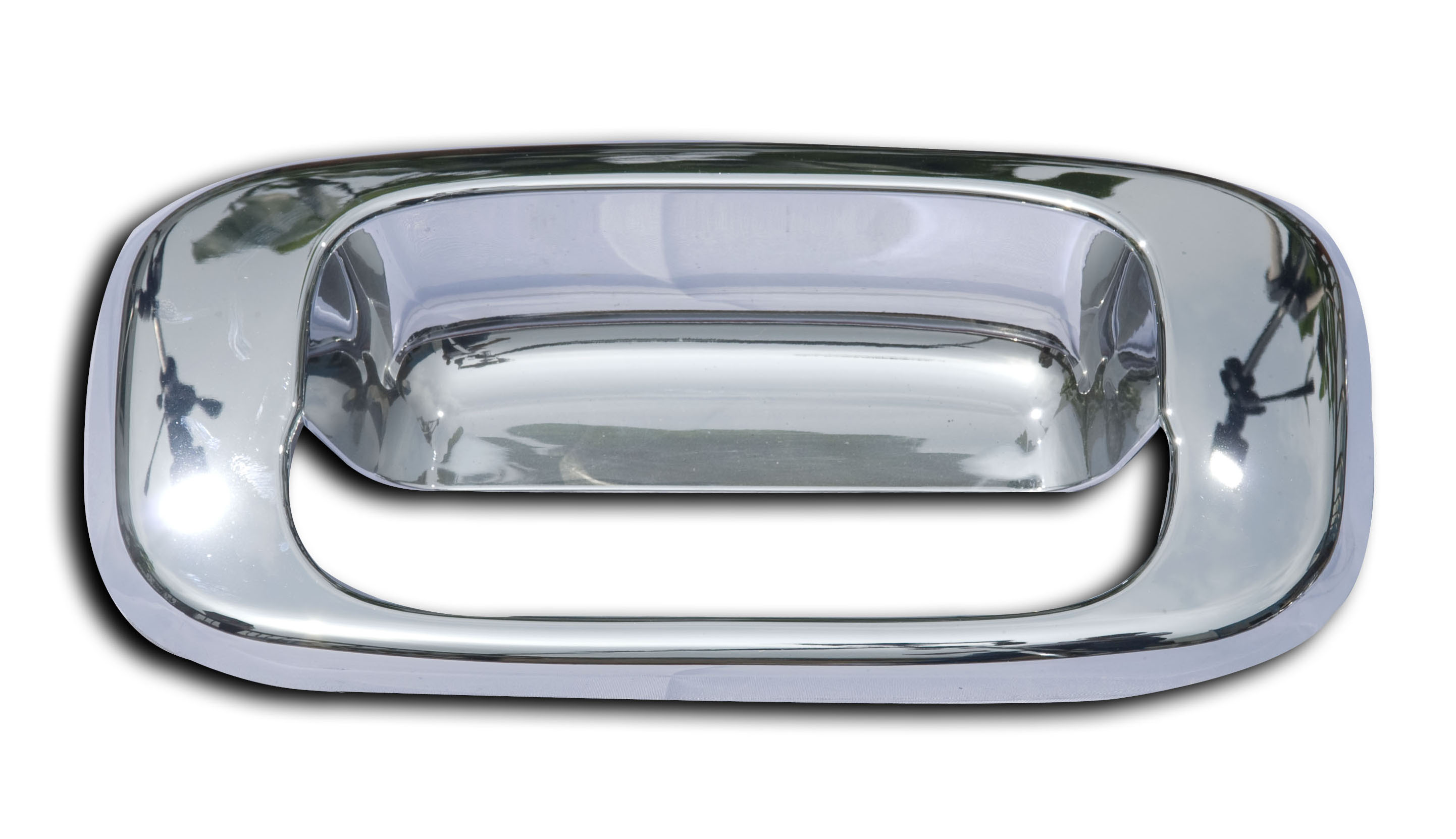 GMC chrome tailgate cover(DL-022)